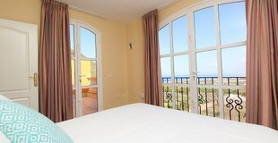 2 BEDROOM APARTMENT WITH SEA VIEW (2-4 PERSONS) Coral Los Silos - Your Natural Accommodation Choice