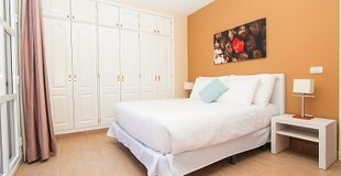 2 BEDROOM APARTMENT WITH PATIO (2-5 PERSONS) Coral Los Silos - Your Natural Accommodation Choice