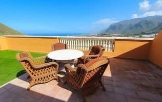 Terrace Coral Los Silos - Your Natural Accommodation Choice